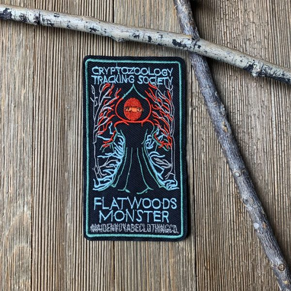 parche flatwood monster